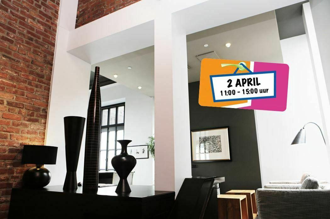 Maak jouw woondroom waar tijdens de nvm open huizen dag for Open huizen dag funda