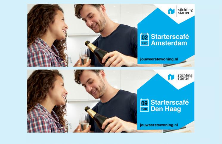Starterscafé Amsterdam Den Haag