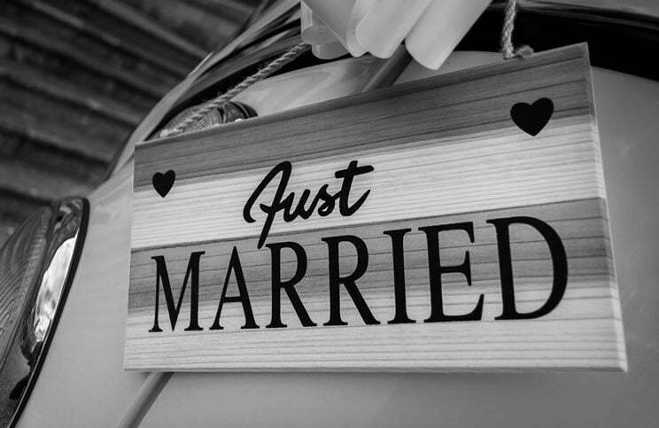Twintigers en dertigers trouwen minder Nationale Notaris