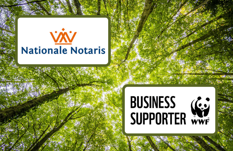 Business Supporter Wereld Natuur Fonds